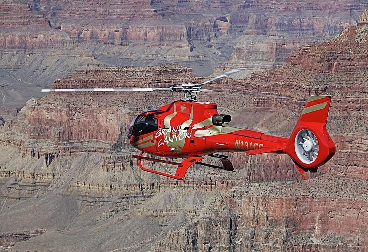 Papillon & Grand Canyon West Relaunch Helicopter / Pontoon Boat Tours