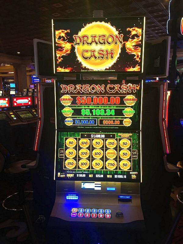 Lucky Local Jackpot at Rampart Casino on Friday the 13th
