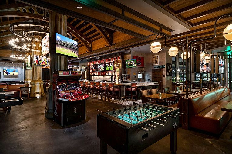 Tailgate Social, A Sports-Obsessed Bar, Set to Change The Game At Palace Station - Kicks Off November 20