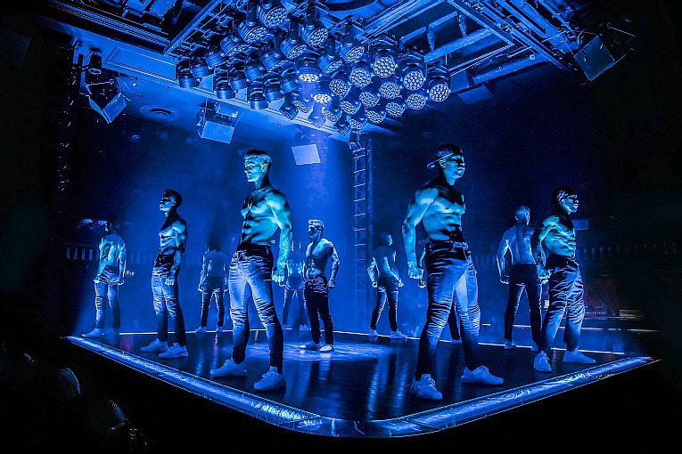 """""""Magic Mike Live Las Vegas"""" Is Back, Bigger, Sexier and More Magical Than Ever Before at Sahara Las Vegas Starting March 26, 2021"""