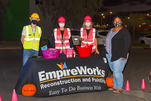 CAMCO Creates Safe, Fun Experience for Employees and Their Families With Parking Lot Fall Festival