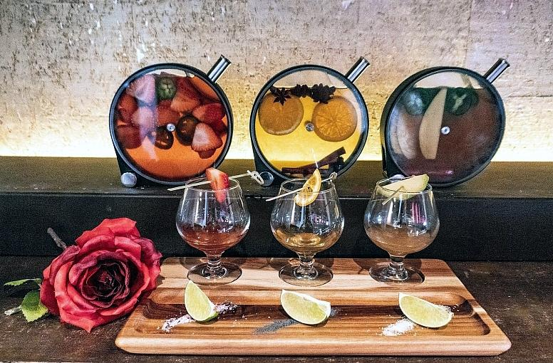 Salud! El Dorado Cantina Introduces Infused Tequila Wednesdays With $5 Shots and $12 Flights Starting Nov. 11