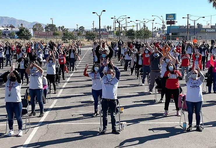Culinary Union Celebrates 85 Years of Fighting for Working Families in Nevada