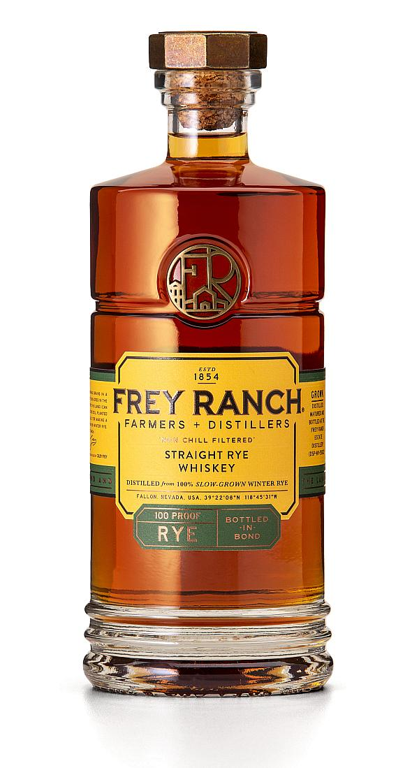 Frey Ranch Named a Top 10 Highest Scoring Whiskey by Whisky Advocate