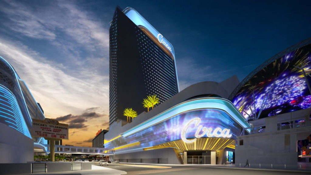Vegas' Circa Resort & Casino Offers World's Earliest Check-In to First Hotel Tower Guests