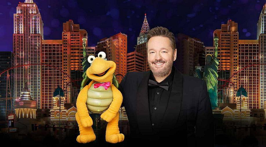 """Terry Fator to Bring """"Terry Fator: Who's the Dummy Now?"""" to New York-New York Theater Nov. 26"""