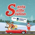 Ready to Selfie With Santa? Glittering Lights Debuts All New 'Santa Selfie Station' Ticket