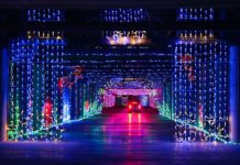 Key December Dates at Glittering Lights: First Responder Night and More