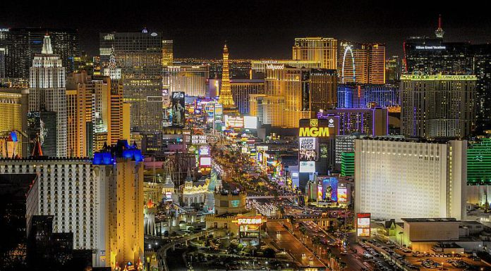 Las Vegas Tells 2020 to Kiss Off