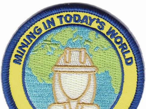 Nevada Mining Association and Girl Scouts of the Sierra Nevada Unveil 'Mining in Today's World' Patch Program