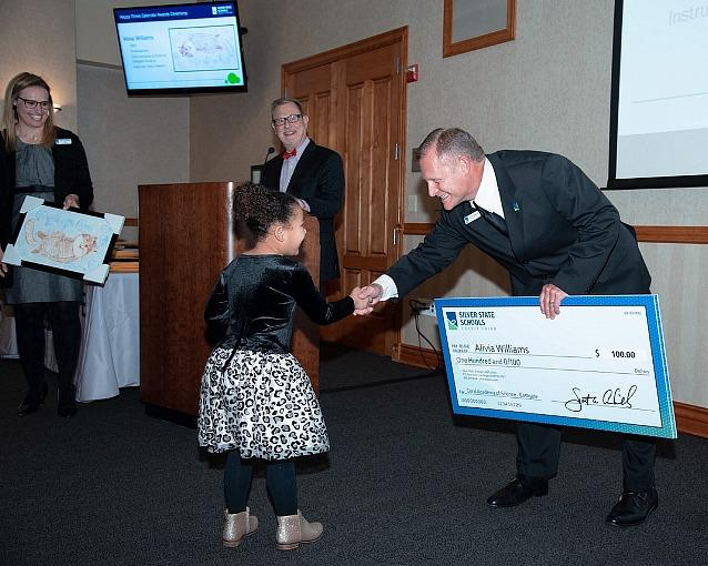 Silver State Schools Credit Union Shares its 2020 Community Giving