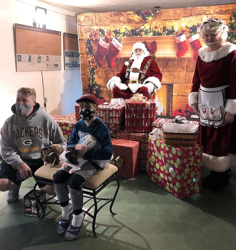 Tyler Robinson Foundation Delivers Joy This Holiday Season to Support Families Battling Pediatric Cancer