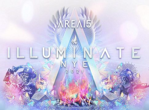 "Limited Spaces Still Available: ""Illuminate 2021"" New Year's Eve Celebration at AREA15"