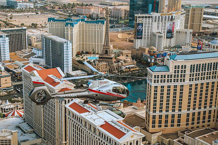 Maverick Helicopters Introduces All-New Neon & Nature Flights