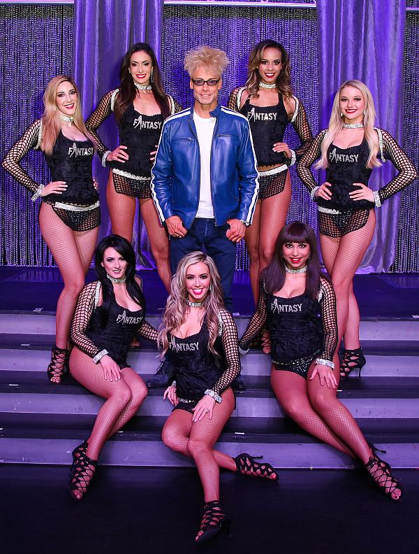 """FANTASY is First Ever Female Revue Awarded """"Best Production Show"""" by """"Best of Las Vegas"""" 2020 Awards"""