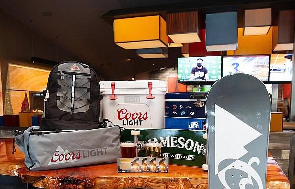 Score Big(ger) at PT's Taverns with Football Playoffs Scratch and Win Cards