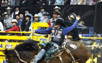 Supporting NFR from Afar: Resorts World Las Vegas Broadcasts Wranglers National Finals Rodeo on 100,000-Square-Foot LED Screen Dec. 3-12