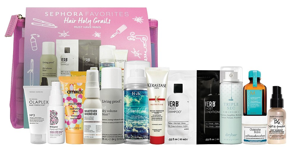Get a Makeover at Home With Health and Beauty Kits From Miracle Mile Shops