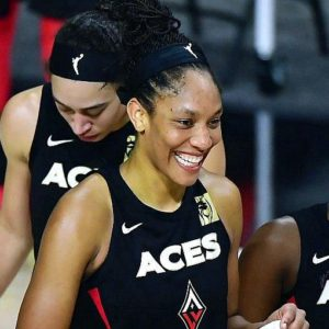 Las Vegas Aces' A'ja Wilson Named to Forbes 30 Under 30 Sports List