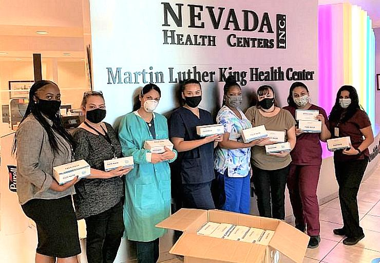 Bank of America Awards Nearly $2 Million to Las Vegas Nonprofits in 2020