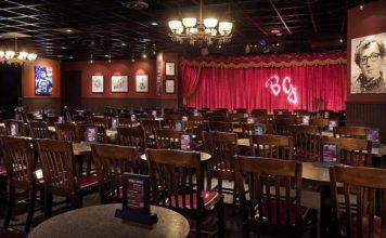 Brad Garrett's Comedy Club at MGM Grand to Reopen December 26