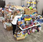 Planet 13 Gives Back to Local Non-Profits SafeNest and the Las Vegas Rescue Mission - Donating over 50,000 Toys and Cans of Food