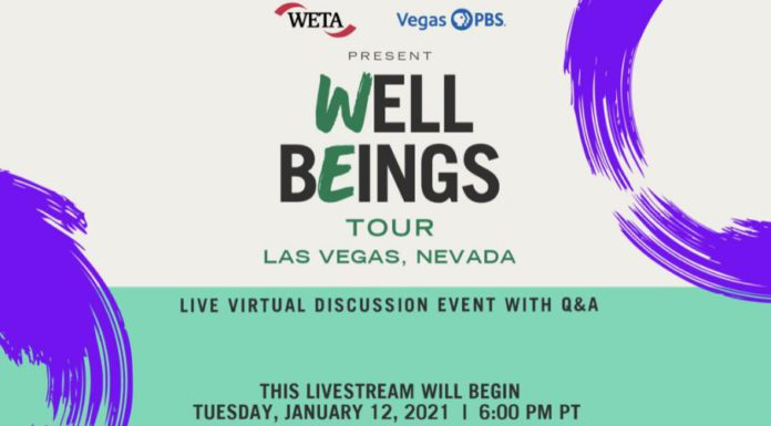Well Beings and Vegas PBS to Host Virtual Event on Mental Health and Provide Local Resources