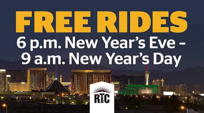 RTC Offers Free and Safe Transit Rides This New Year's Eve