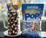 Cookie Pop Introduces Special Edition Shake With Sugar Factory in Celebration of #Nationalcookieday; New Flavor Roll Out Today of Cookie Pop With Chips Ahoy! Into Kroger Stores