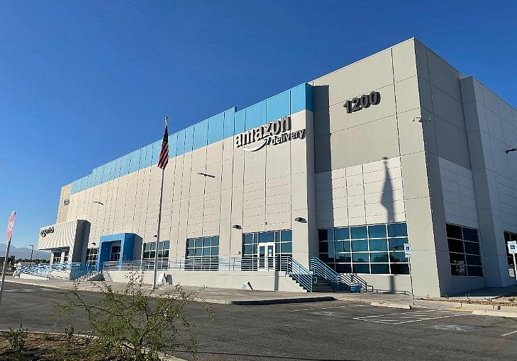 Amazon Continues Investment in Nevada with Eight New Buildings and Thousands of Jobs to Support Operations
