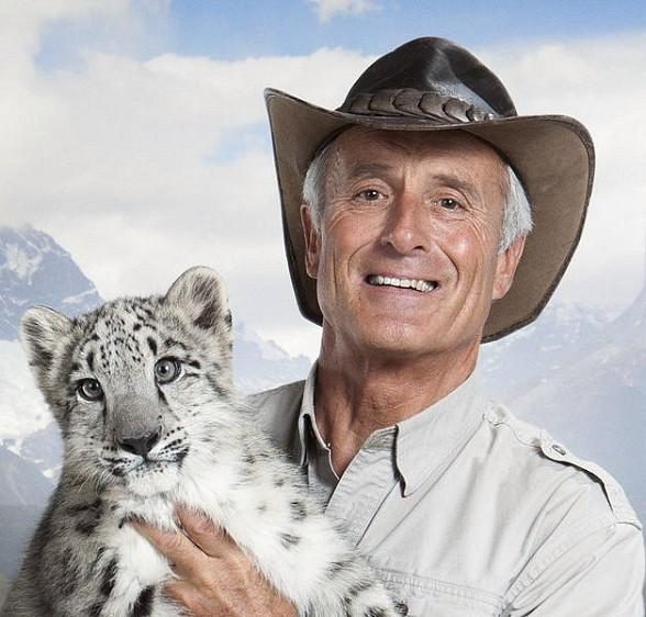 """Jungle Jack Hanna Brings """"Into the Wild Live!"""" to Las Vegas at The Smith Center March 17, 2018"""