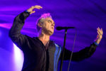 Barcelona,-,Oct,10:,Morrissey,(singer,Of,The,Smiths),Performs