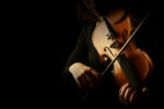 Violin,Player.,Violinist,Hands,Playing,Violin,Orchestra,Musical,Instrument,Closeup