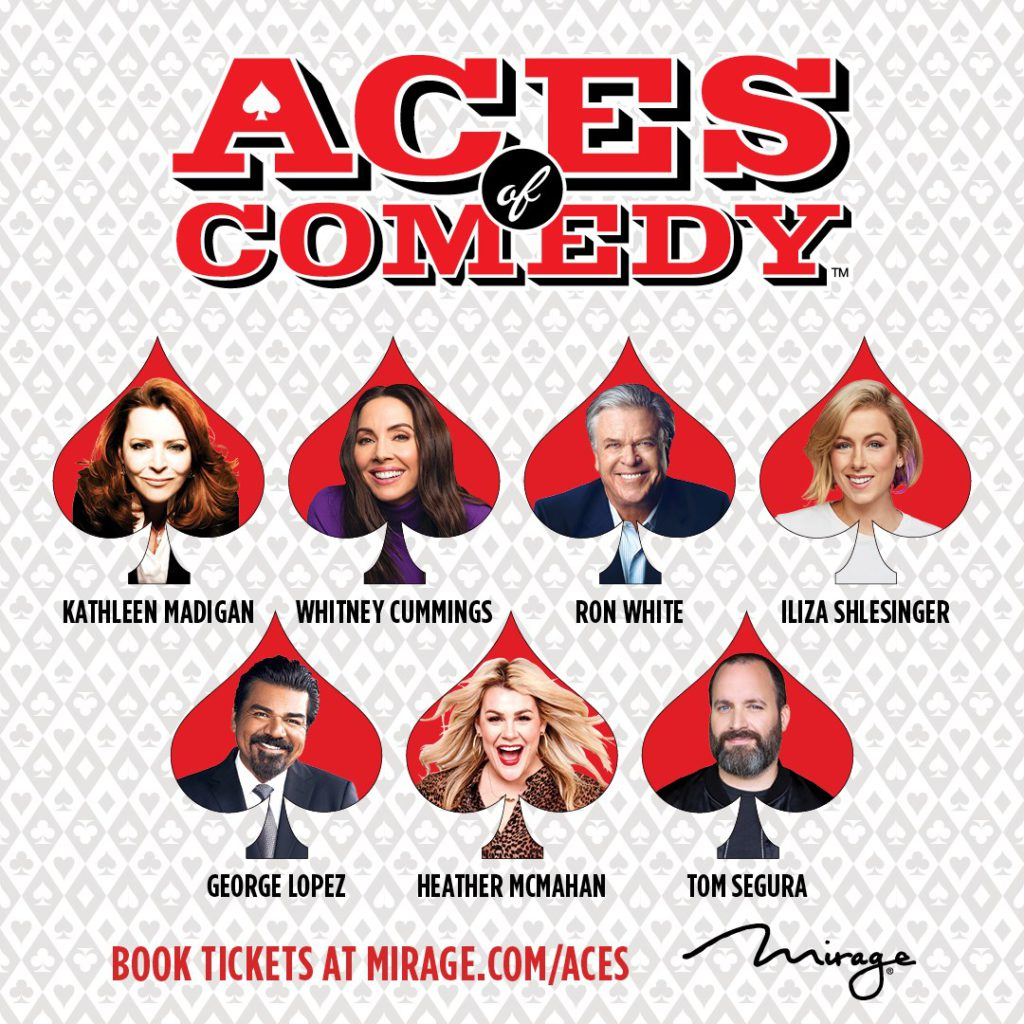 Aces of Comedy Lineup