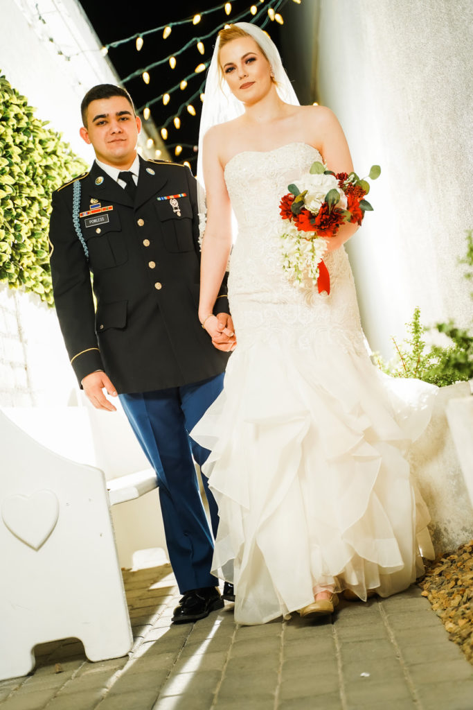 Little Vegas Wedding Chapel to offer free weddings for active-duty military on Memorial Day