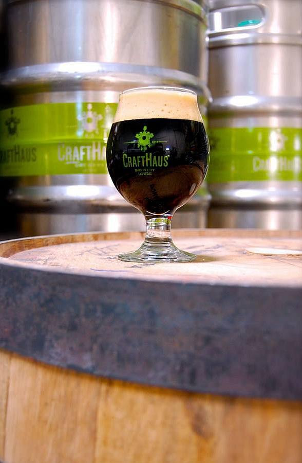 CraftHaus Brewery Creates Exclusive Beer for The NoMad Restaurant and Bar in NoMad Las Vegas