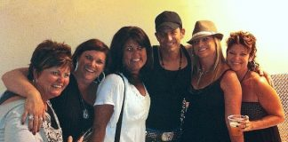 """Dance Moms"" visit Jeff Timmons at Green Valley Ranch"
