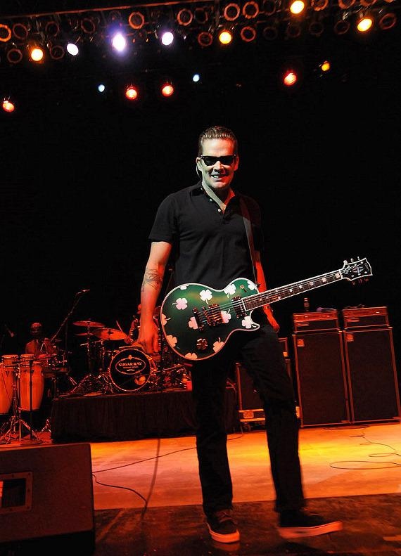 Mark McGrath and Sugar Ray perform at The Henderson Pavilion