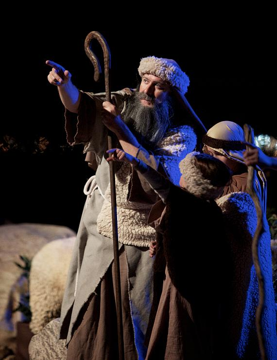 The NATIVITY Presents the Story of Christmas Dec. 11-14