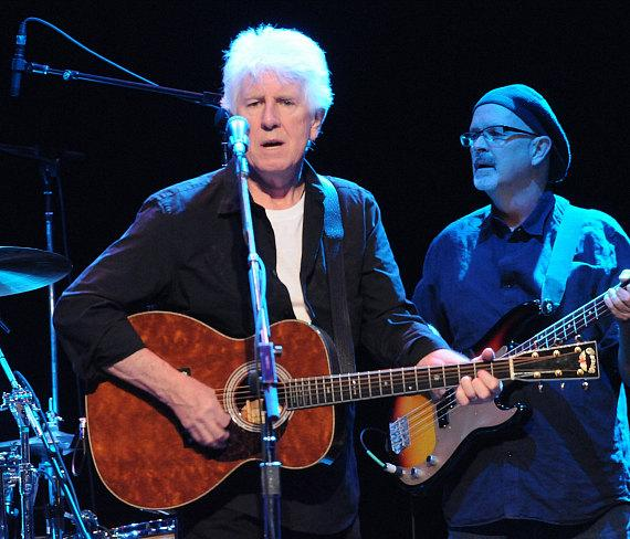 Graham Nash at The Joint in Hard Rock Hotel Las Vegas