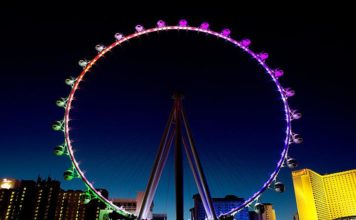 The LINQ Promenade, High Roller Observation Wheel Celebrate the Class of 2020 With Ticket Deal, Special Offers