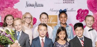 """""""Fashion for Three Square"""" Celebrates the Sixth Annual Bag Childhood Hunger"""