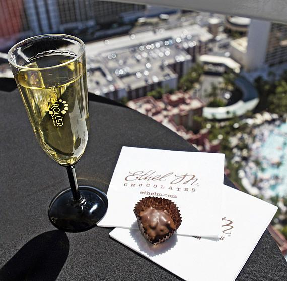 The High Roller Announces Holiday Chocolate Tastings Starting Nov. 3