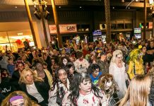 Zombie Reign of Terror Begins at The LINQ Promenade on aturday, Oct. 8