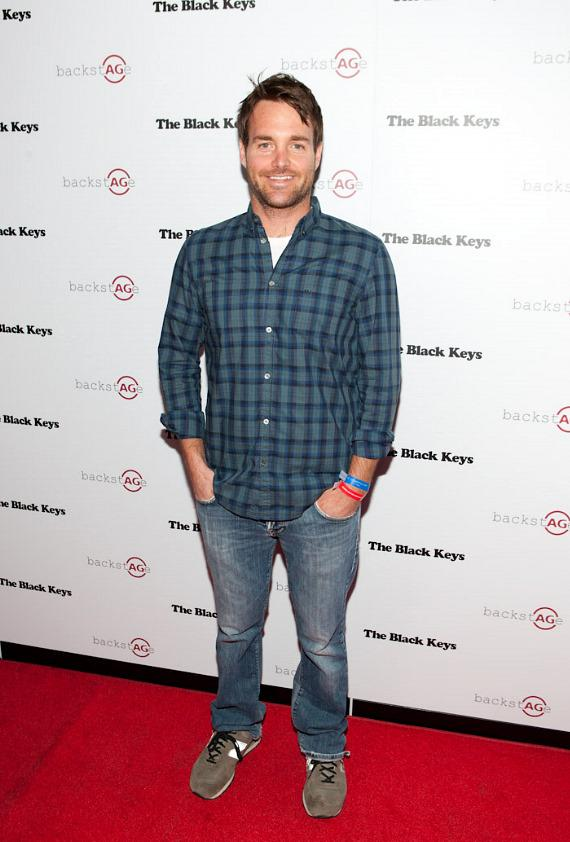 Will Forte at Marquee Nightclub