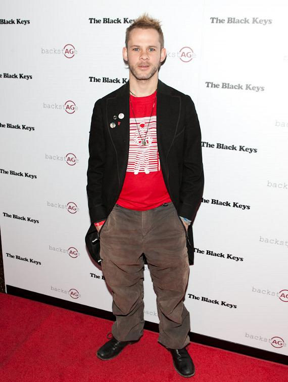 Dominic Monaghan at Marquee Nightclub