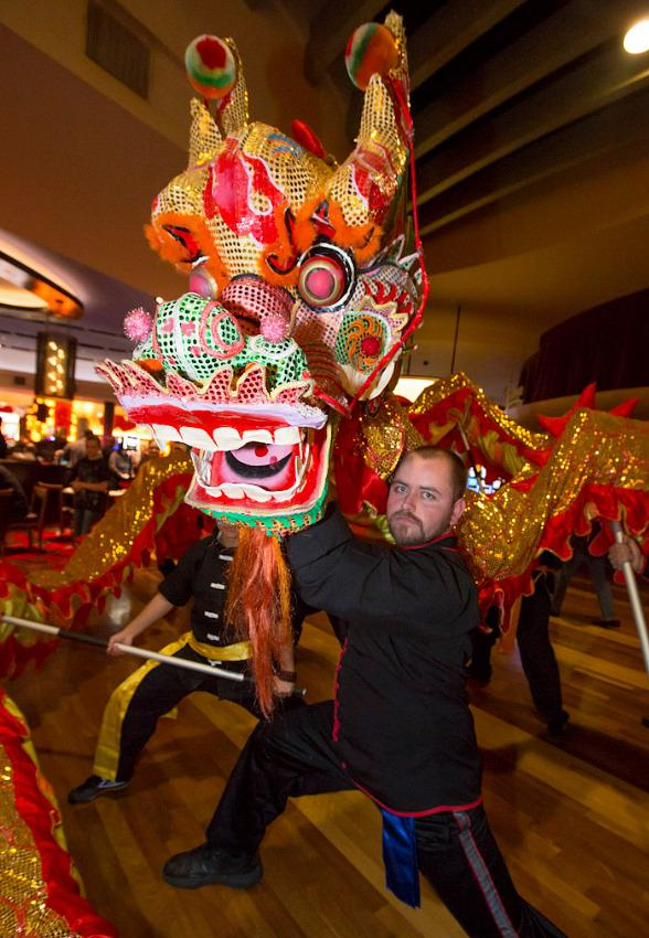 Palms Casino Resort Celebrates Chinese New Year