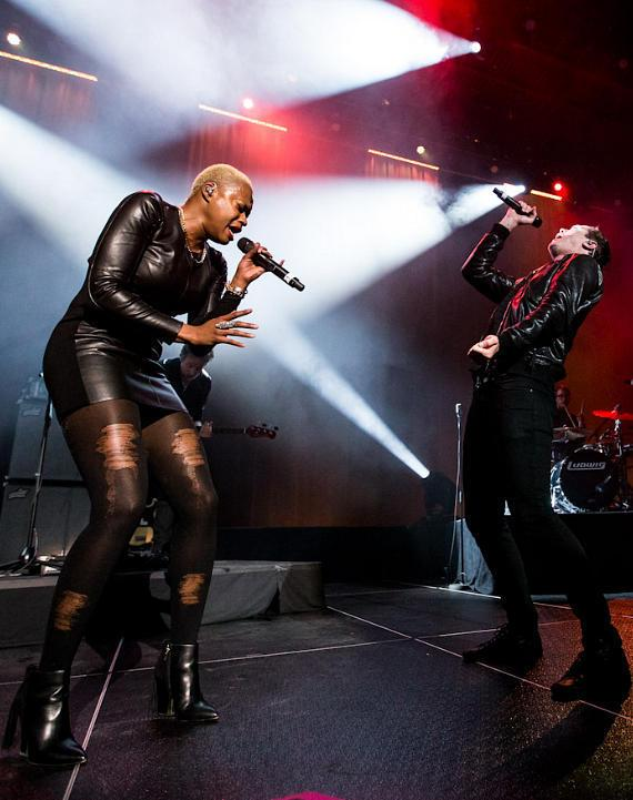 Fitz & The Tantrums Perform at The Chelsea at The Cosmopolitan of Las Vegas