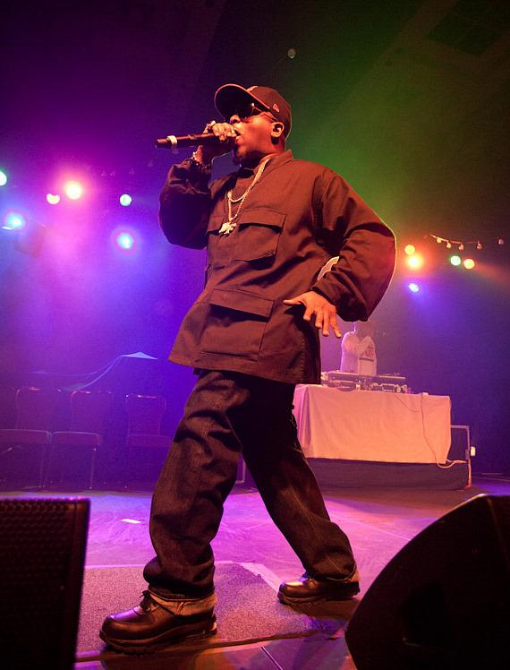 Big Boi performs at The Chelsea at The Cosmopolitan of Las Vegas