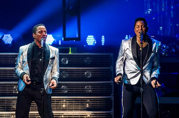 The Jacksons perform at Planet Hollywood Resort & Casino in Las Vegas